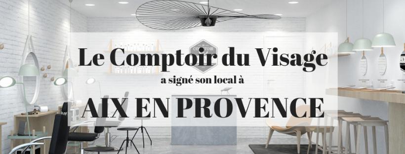 Le Comptoir du Visage Aix en Provence